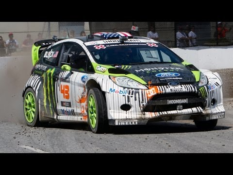 Ken Block Explains His Racing - SHAKEDOWN Interview
