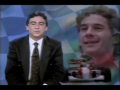 Globo Reporter Ayrton Senna HQ - 1994 - Parte 5 de 5