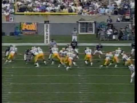 Brett F@vre Touchdowns 1997 Part 1: The Almost Super Season