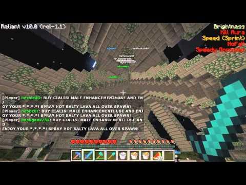 Minecraft Griefing - Mikeland Survival -VhJjVpUr6DA