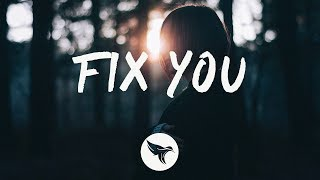 Danny Olson - Fix You (Lyrics) ft. Jadelyn
