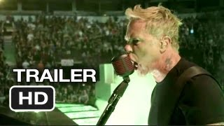 Metallica Through The Never 3D Official Trailer (2013) - Metallica Movie HD
