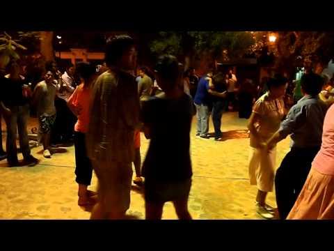 メキシコで、本場のサルサを踊ってみた~♪