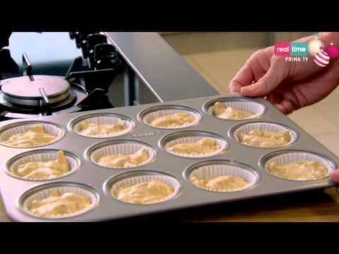 A tavola con Ramsay # 160: Muffin alle pere e muesli