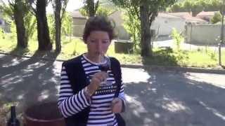 Laure Colombo Şaraplarını Anlatıyor