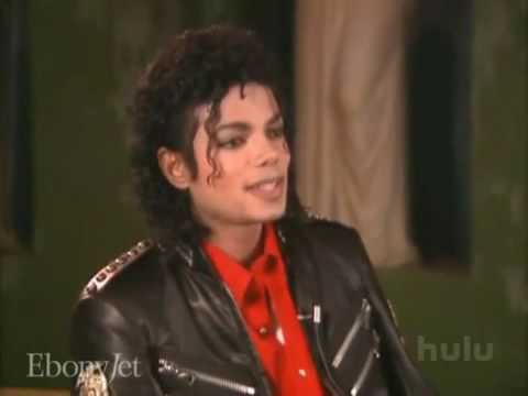 Michael Jackson BAD - Release Interview 1987 - Part 1 of 2