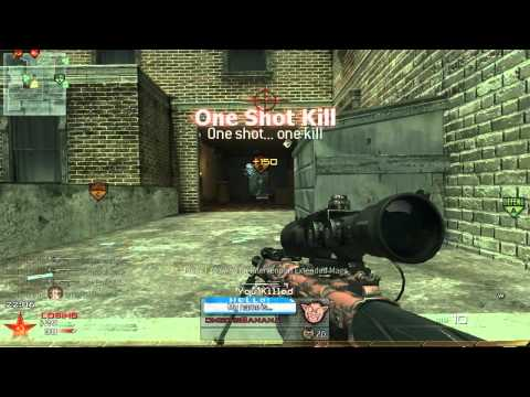 INSANE INTERVENTION MW2 FEED