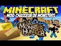 Fanta Bob Mods : Monster Hunter !!! - Minecraft Mod