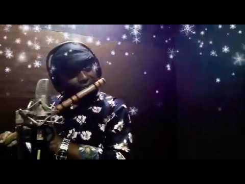 #Merry_Christmas : बासरीवर वाजवलेली धून