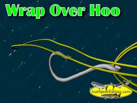 How to tie the Palomar Fishing knot Palomar Knot animation