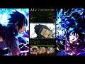 Фрагмент с середины видео ** ANNIVERSARY SASUKE MAX DUPED NUKE (BUSTED) * | ** Naruto Ultimate Ninja Blazing *