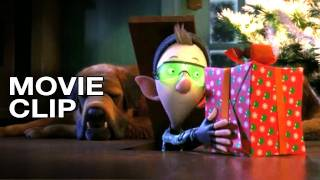 Arthur Christmas - Elf Delivery Movie CLIP (2011)