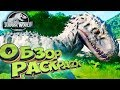 Индоминусы и Индорапторы - Идеальный Парк Динозавров - Jurassic World EVOLUTION #4