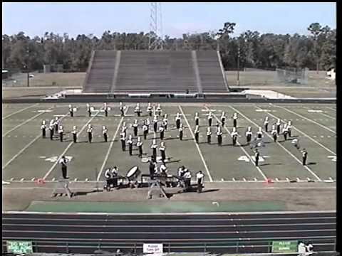 Anahuac High School Marching Band UIL 2010