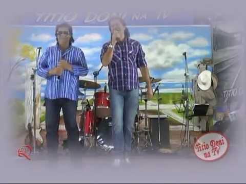 TITIO DONI RECEBE OS GRANDES  NOMES  EM SEU PROGRAMA DE TV