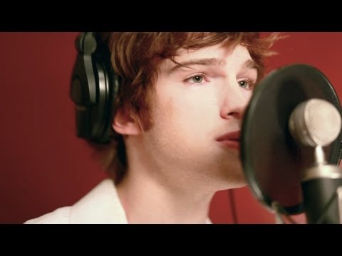 """Stereo Hearts"" - Gym Class Heroes feat. Adam Levine (Maroon 5) Cover by Tanner Patrick - w/ lyrics"