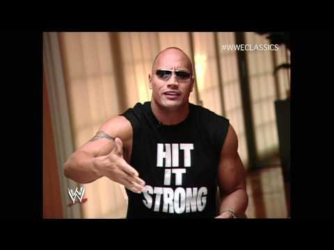 The Rock Promo SmackDown 2/6/03
