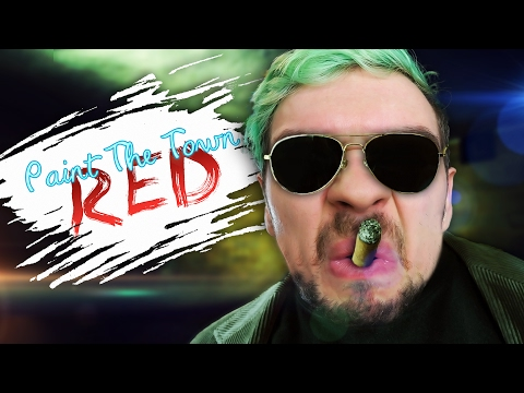 Youtube Jacksepticeye Paint The Town Red