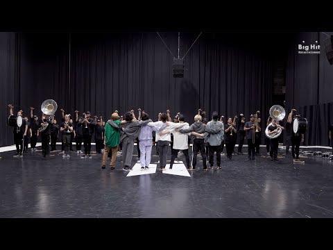CHOREOGRAPHY BTS 방탄소년단 'ON' Dance Practice