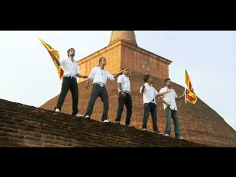 Jaya Jaya Sri Lanka - Centigradz new Sri Lankan Song (Original)