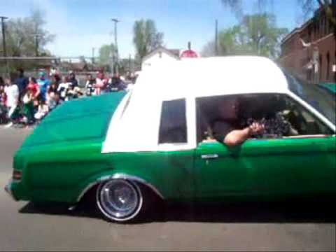 West Coast Gangsta Rap Beat (G-Funk ) (With Low Riders)