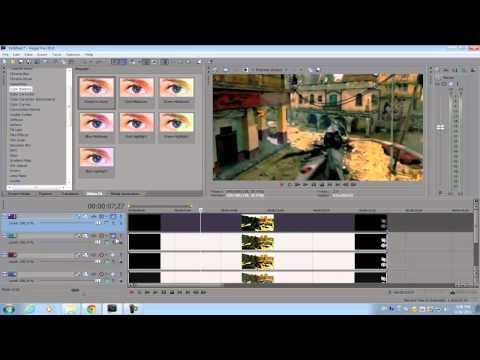 Sony Vegas Pro 10: Phase Effect