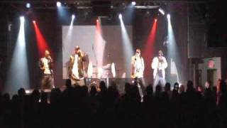 """AHMIR performs """"Knock You Down"""" by Keri Hilson LIVE in NYC!!!"""