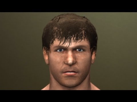 WWE '12 Dean Ambrose CAW Formula by NickBreakerUK