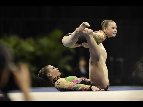 Enjoy Acrobatic Gymnastics ! - ACRO Worlds Orlando - Final Clip