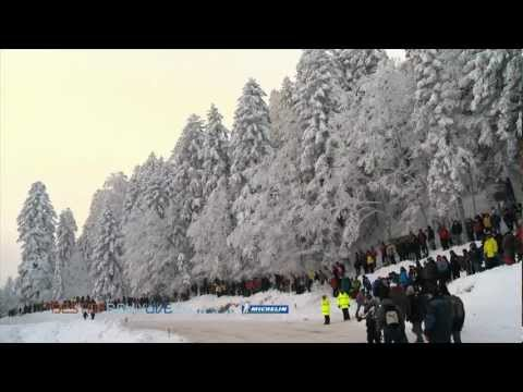 Leg 3:  snow ice and asphalt - 2013 WRC Rallye Monte-Carlo - Best-of-RallyLive.com