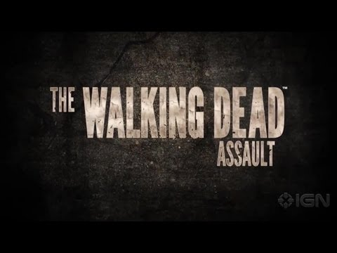 The Walking Dead Assault disponible para iOS