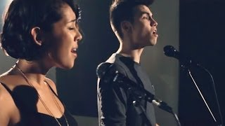 """Stay The Night"" - Zedd (Sam Tsui & Kina Grannis)"