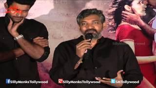 SS Rajamouli Speech @ Kanche Movie Theatrical Trailer Launch - Varun Tej, Pragya Jaiswal