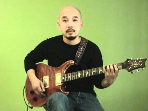 Tự học Guitar Solo - Bài 3