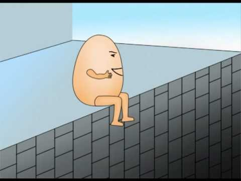 Humpty Dumpty Sat On The Wall - Nursery Rhymes - Kids Animation