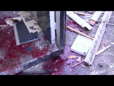 Raw: Suicide Bomb Aftermath in Syria 6/11/13