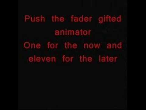 Red Hot Chili Peppers-Dani California w/lyrics