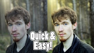 CS5 Photoshop Photo Tutorial: Editing Color: A Quick and Easy Photo Retouch How To