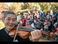 From Japan With Love - Suzuki violin teacher Yasuki Nakamura