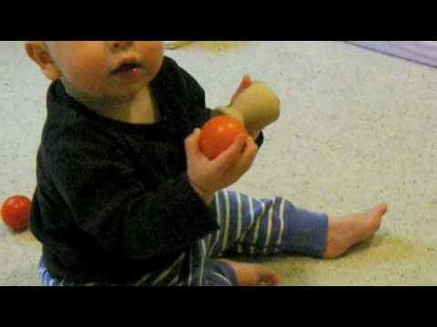 Montessori video - Egg Cup