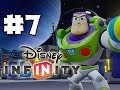 Disney Infinity - Gameplay Walkthrough - Toystory in Space Playset - Part 7 (HD)