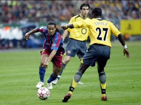 FC Barcelona - Champions League's Final 2006: FC Barcelona v Arsenal 2-1