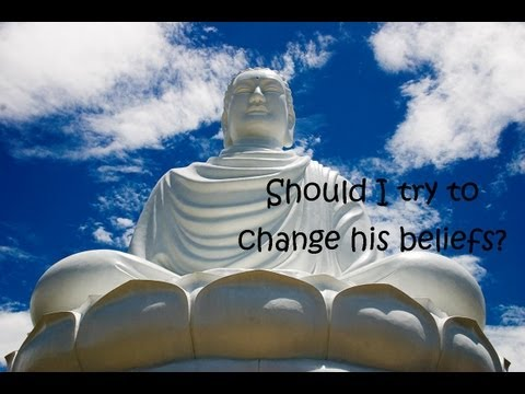 Abraham Hicks: Should I Try to Change His Beliefs?