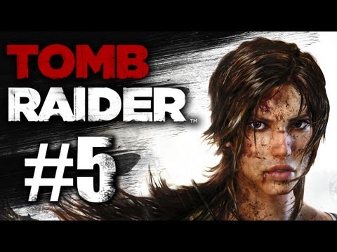 Tomb Raider (2013) - Gameplay Walkthrough Part 5 - Tomb of the Unworthy (XBOX 360/PS3/PC)