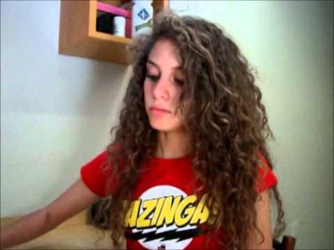 Tutorial de penteados para cabelos cacheados parte II - Bandanas