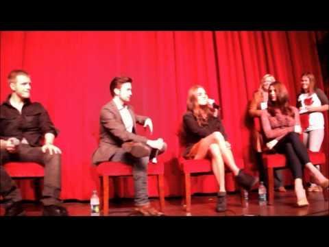 Breaking Dawn Cast & Concert Tour Atlanta--Question Session