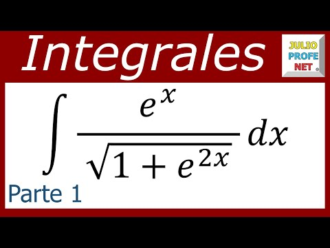 Integral por Sustitución Trigonométrica (Parte 1 de 2)