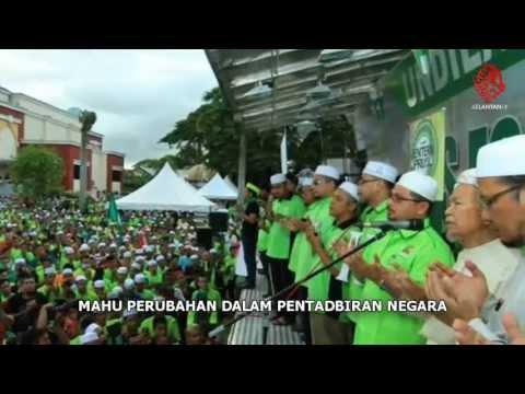 Kekal Kelantan Ubah Putrajaya