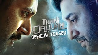 Thani Oruvan - Official Teaser