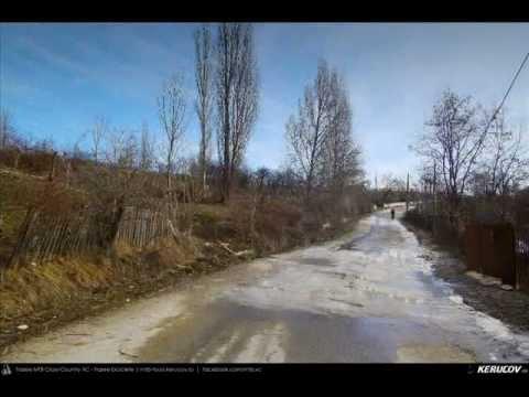 VIDEOCLIP Traseu MTB Comarnic - Secaria - Valea Doftanei - Brebu - Telega - Ploiesti